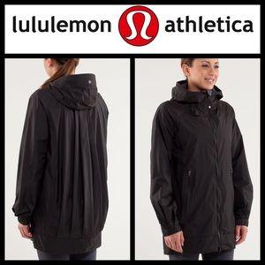 Lululemon No Rain No Gain Jacket Black 4